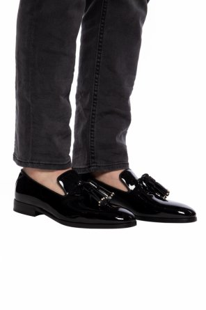 'foxley' loafers od Jimmy Choo